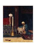 The Tomb of Mehmed I, Yesil Turbe, Bursa Giclee Print by Osman Pacha Zadeh		 Hamdy-Bey