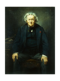Portrait of Jean Baptiste Camille Corot Giclee Print by Benedict		 Masson