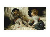 A Captivated Audience Giclee Print by Adriano Bonifazi