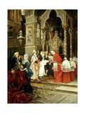 The Christening Prints by Ettore		 Simonetti