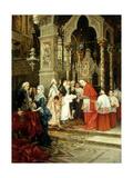 The Christening Prints by Ettore Simonetti