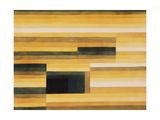 Felsenkamer Giclée-tryk af Paul Klee