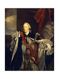 Portrait of William Augustus, Duke of Cumberland, in Garter Robes Print by Sir Joshua Reynolds