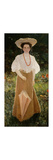 Standing Woman Premium Giclee Print by Leo		 Gestel