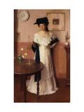 La Lampe Italienne Giclee Print by Julia S. Dwight