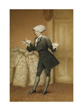 Mr Elliston Giclee Print by Thomas Charles Wageman