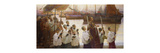 Rogation Day, Cornwall Premium Giclee Print by William Holt Yates		 Titcomb