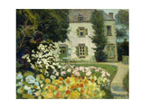 Maison a Ploare Giclee Print by Victor		 Charreton