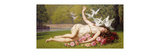 An Idyll Premium Giclee Print by Emmanuel Coulange-Lautrec