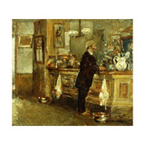 McSorley's Bar Poster by Childe Hassam