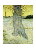 The Old Tree Reproduction procédé giclée par Vincent van Gogh