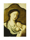 The Madonna and Child Poster by (School of) Pieter Coecke van Aelst