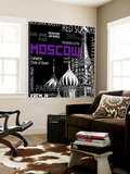 Moscow Prints by  Top Creation