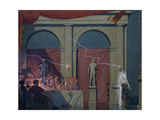 Tyltyl turns the Diamond in The Palace of Luxury Giclee Print by Frederick Cayley		 Robinson