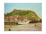 Scarborough Castle Giclee Print by Alexander		 Jamieson
