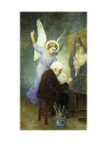 In Memory of Bouguereau Prints by Elizabeth Jane Gardner		 Bouguereau