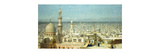 View of Cairo Premium Giclee Print by Jean Leon		 Gerome