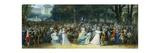 Camille Desmoulins (1760-1794) au Palais Royale Premium Giclee Print by Joseph Navlet