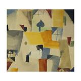 Fenster Poster von Paul Klee