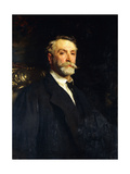 Edgar Vincent, Viscount D'Abernon, G.C.M.G. Giclee Print by Sargent John Singer