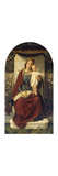 Madonna and Child Premium Giclee Print by Andreas Johann Muller