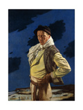 The Man from Aran (Self-Portrait) Giclee Print by Sir William		 Orpen