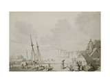 Broadstairs Giclee Print by Thomas		 Rowlandson