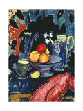 Still life with Jug Poster by Alexej Jawlensky