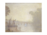 A Classic Landscape, Richmond, Surrey Prints by Philip Wilson		 Steer