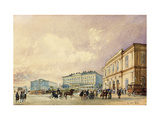 The Southstation, Vienna Prints by Alt Rudolf