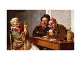 The Player's Choice Giclee Print by Gaetano		 Bellei