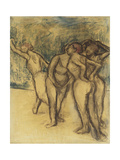 Dancing-Girls Posters by Edgar		 Degas