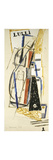 Abstraction Lulli Premium Giclee Print by Louis Marcoussis