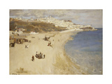 Tangier, the White City Giclee Print by Sir John Lavery