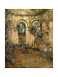 The Grounds of the Castle Prints by Henri		 Le Sidaner
