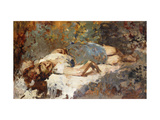 A Serene Moment Giclee Print by Vincenzo		 Irolli