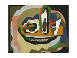 Still Life Giclee Print by Georges Valmier