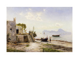 From Sorrento, Towards Capri Posters by Peder Monsted