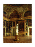 A room in the Pitti Palace Giclee Print by Costa Oreste
