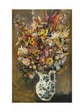 Bouquet de fleurs Impression giclée par Walter Spitzer