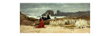 The Return of the Relics Premium Giclee Print by Jehan Georges Vibert