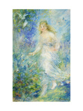 Spring (The Four Seasons) Prints by Pierre-Auguste		 Renoir