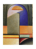 Evening Giclee Print by Alexej Von Jawlensky