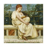 Reading Posters by Sir Edward John		 Poynter