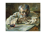 The Alcoholic, Father Mathias Giclee Print by Henri de Toulouse-Lautrec