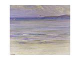 Tangier Bay Giclée-tryk af Sir John Lavery