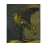 The Green Parrot Prints by Gogh Vincent