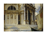 Santa Maria della Salute, Venice Giclee Print by Sargent John Singer
