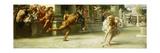 Atalanta's Race Premium Giclee Print by Sir Edward John Poynter