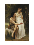 First Jewellery Prints by William Adolphe Bouguereau